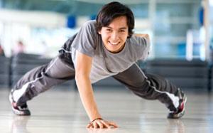¿Como hacer 100 flexiones de brazo?